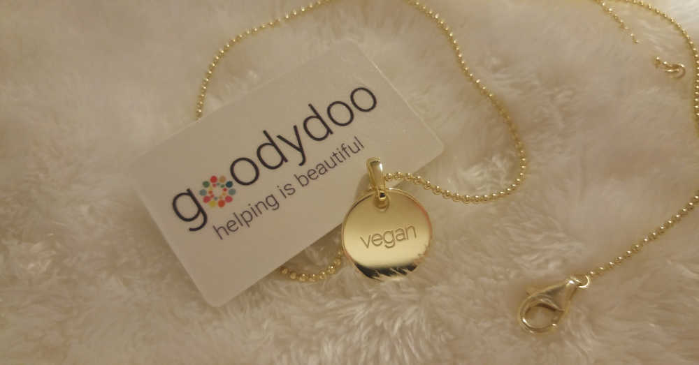 goodydoo Statement Kette VEGAN gold