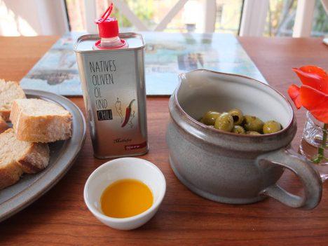 Gutes Olivenöl ist wie guter Wein