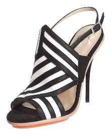 gx by Gwen Stefani ABBOT High Heel Sandaletten black/white