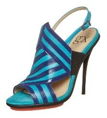 gx by Gwen Stefani ABBOT Sandale cobalt/teal