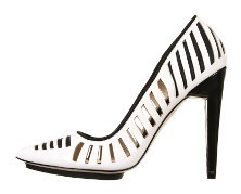 gx by Gwen Stefani ADDIE High Heel Pumps white