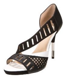 gx by Gwen Stefani ADLER High Heel Sandaletten weiß/schwarz