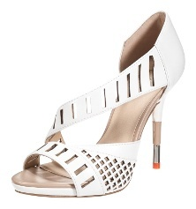 gx by Gwen Stefani ADLER High Heel Sandaletten weiß