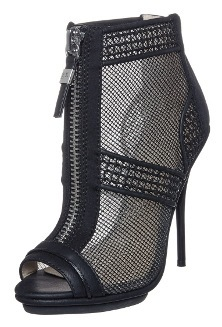 gx by Gwen Stefani Ankle Boot black