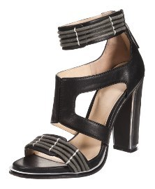 gx by Gwen Stefani ASH Sandale black/grey