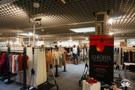 Recap Innatex 39 – Internationale Fachmesse für nachhaltige Textilien
