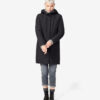 Langerchen Damen Coat Ariza black