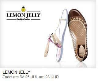 Die lederfreien Lemon Jelly Schuhe sind vegan