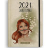 "Matabooks A5 Kalender Samaya 2021 ""Good vibes only"""