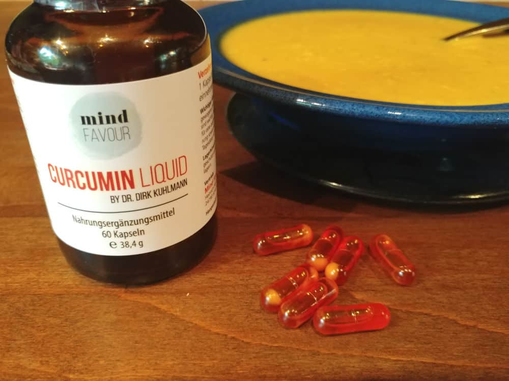 mind Favour Curcumin liquid