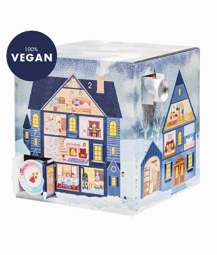 mymuesli Premium Adventskalender vegan