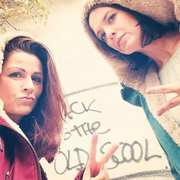 Nadine & Sonja