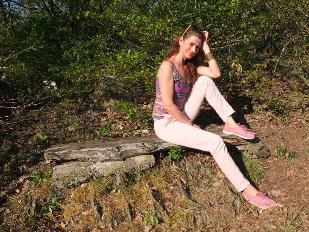 Natural World Shoes mit Outfit