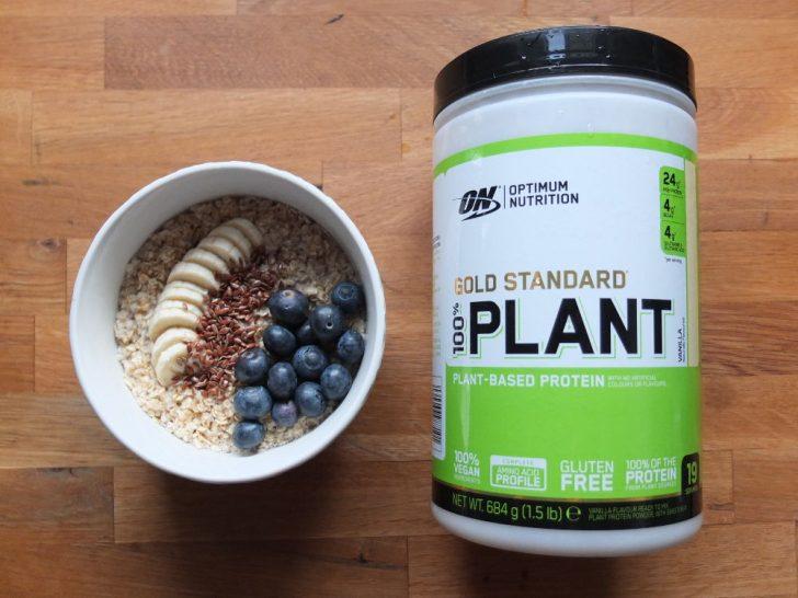 Optimum Nutrition Gold Standard Plant Müsli