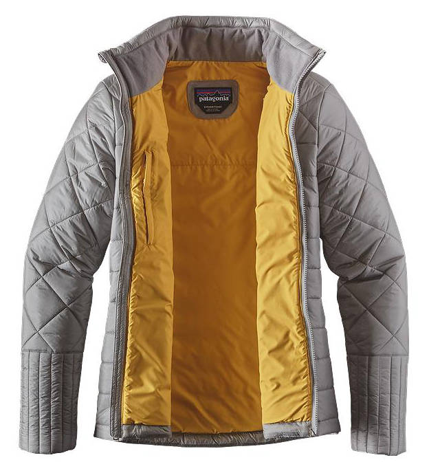Patagonia Women's Radalie Jacket in drifter grey