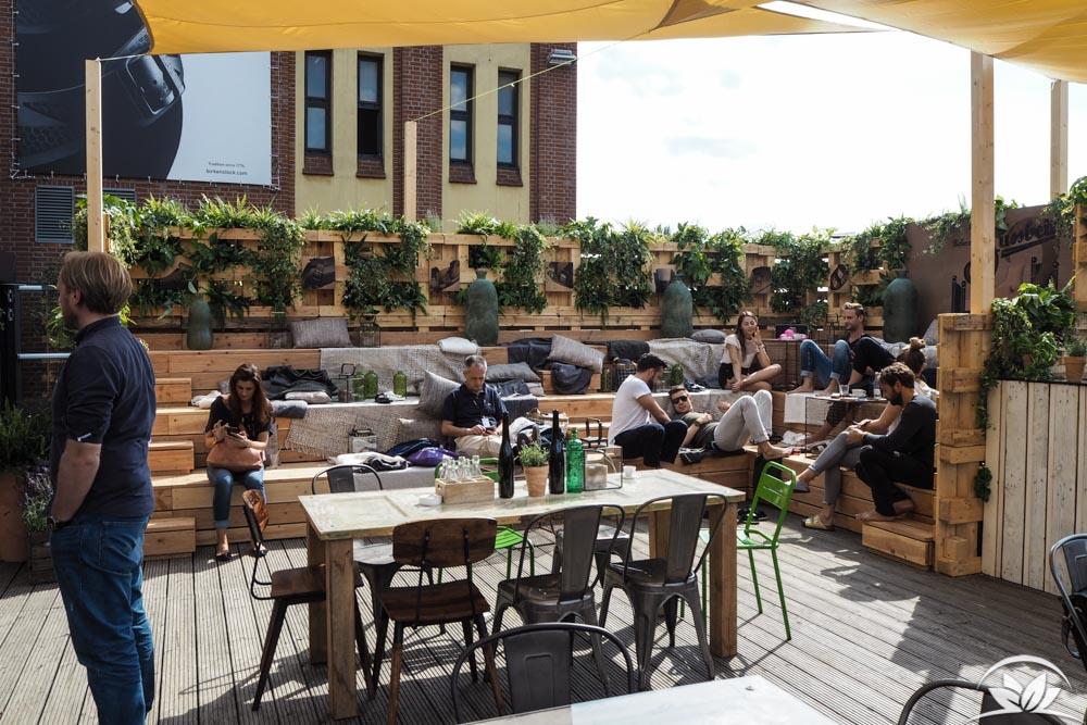 Birkenstock-Lounge