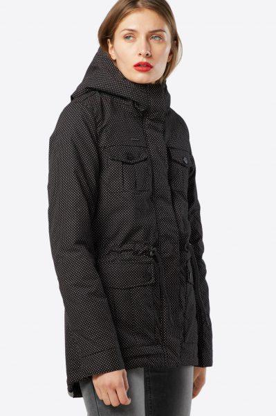 ragwear-jacke-frauen-vegan-laika-minidots-black