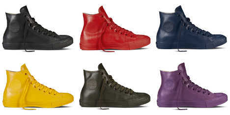 Converse Sneaker sind nun doch vegan