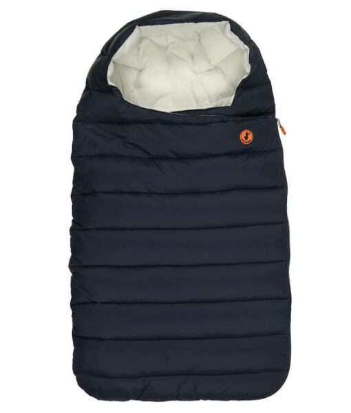Save the duck Fußsack GIGA Y (3-6M) navy blue
