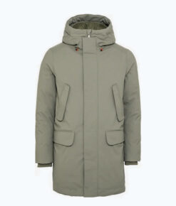 "Save the duck Herren Winterparka ""Smegy"" khaki"