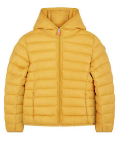 Save the duck Jungen Steppjacke gelb