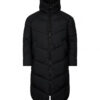 Save the duck Wintermantel Recy Cappotto Cappuccio schwarz