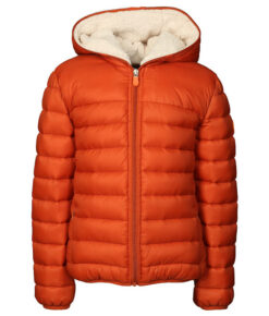 "Save the duck Kinder Winter-Steppjacke ""GIGA Y"" orange"