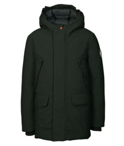 Save the duck Kinder Winterjacke SMEG Y EXTREME grünschwarz
