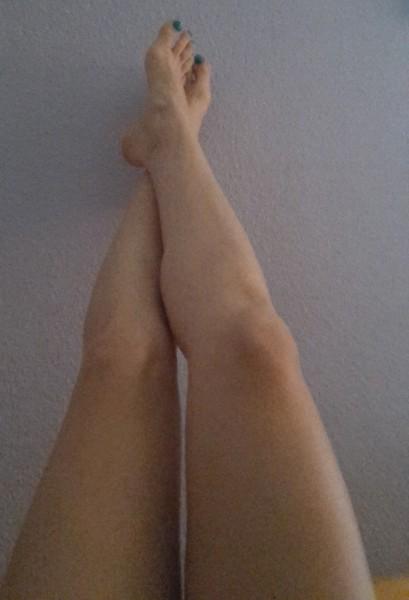 Habe meine Beine zurück!