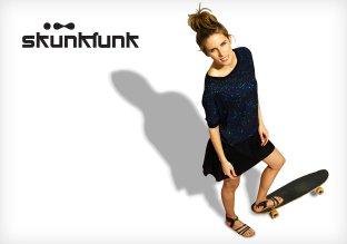 Skunkfunk – Nachhaltige ausgefallene Mode stark reduziert