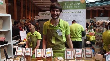 VeggieWorld Düsseldorf 2014 Nachlese
