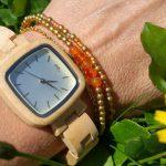 Faire und nachhaltige Uhren und Sonnenbrillen von STADTHOLZ