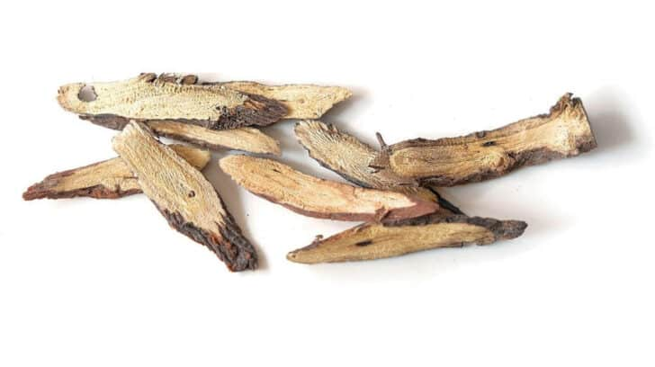 Süßholzwurzel Lakritz vegan