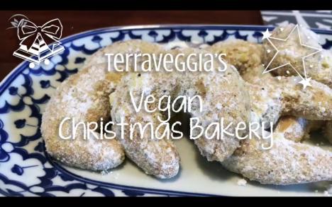 Vegane Weihnachtsplätzchen: Vanillekipferl
