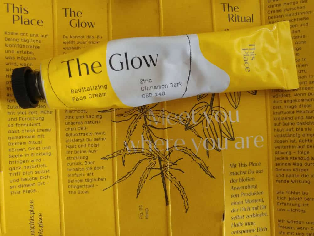 """This Place """"The Glow"""" Review"""