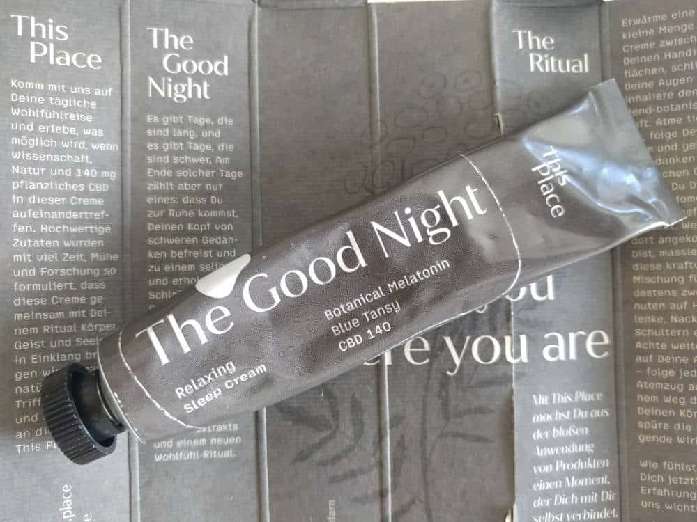 """This Place """"The Good Night"""" Review"""