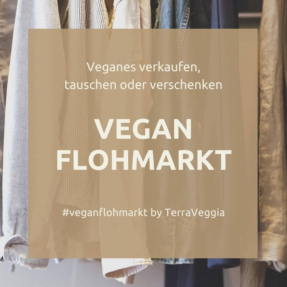 Vegan Flohmarkt auf Facebook