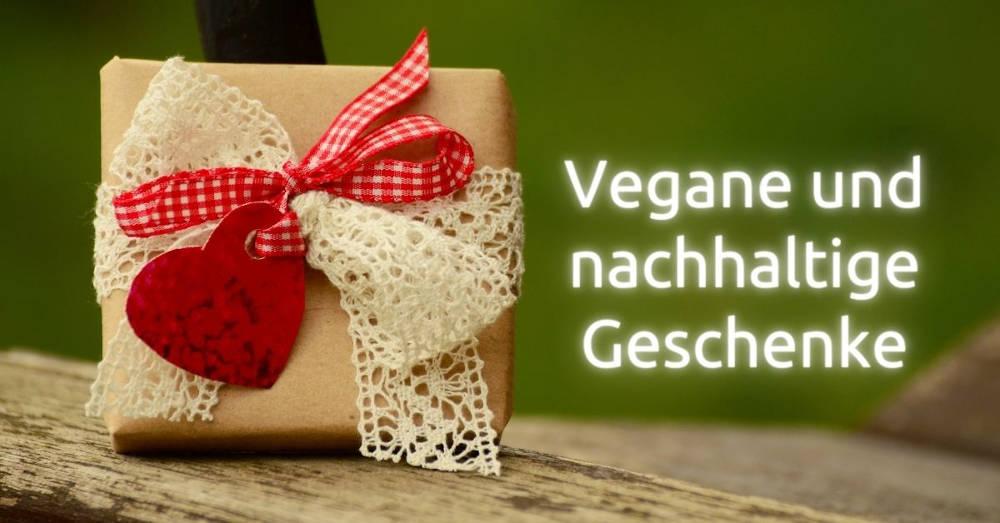 Geschenke für Veganer