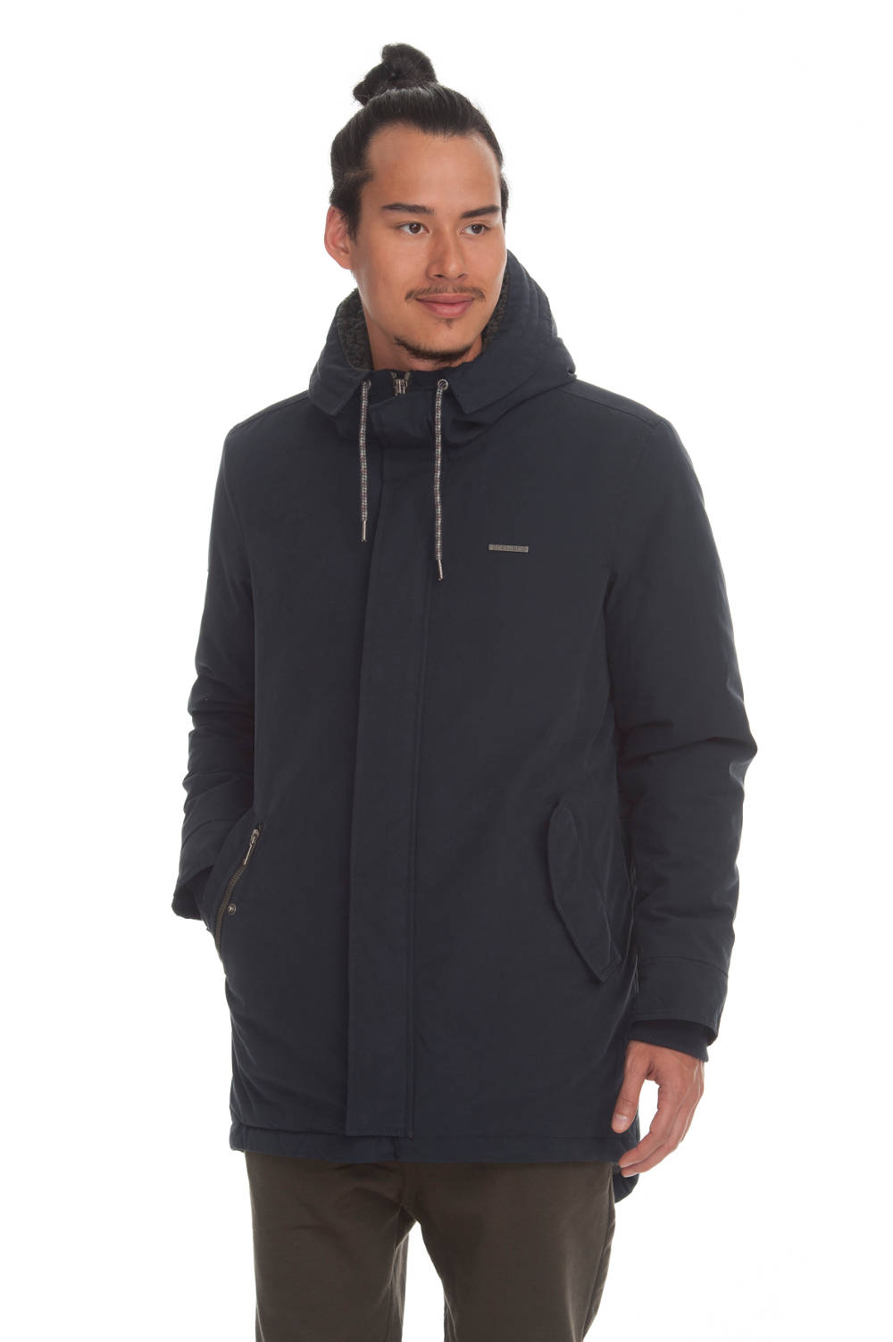 Ragwear Mr. Smith veganer Parka navy
