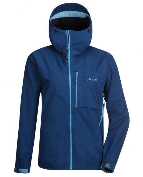 Vegane Jacke PUYA Women's Breakout Skijacke poseidon blue