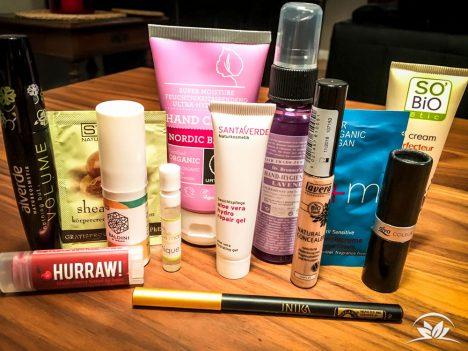 13 vegane Beauty-Helfer für's Handgepäck