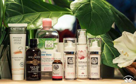 Vegane Kosmetik - best of 2017