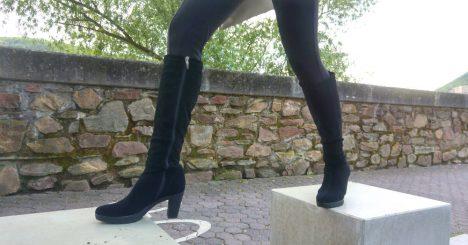 Vegane Stiefell von NR Rapisardi: mein aktuelles Lieblingsmodell