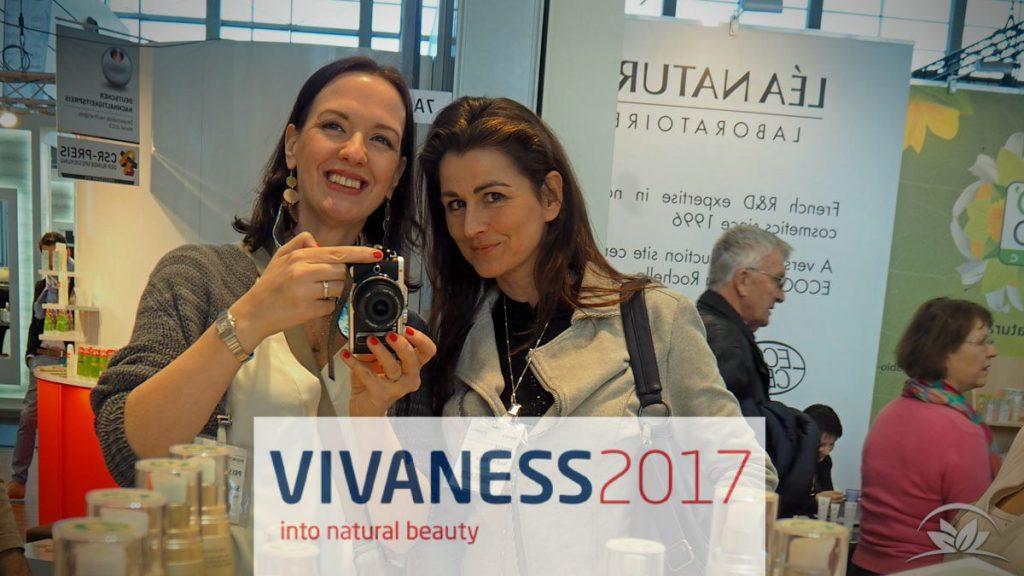 Sonja und Nadine auf der Vivaness