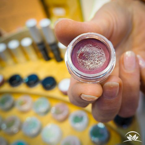 """Veganer Lippenstift von Angel Minerals - Farbe """"Boheme"""""""