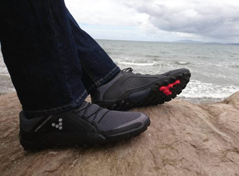 VIVOBAREFOOT Primus Trail Men vegane Schuhe am Wild Atlantic Way