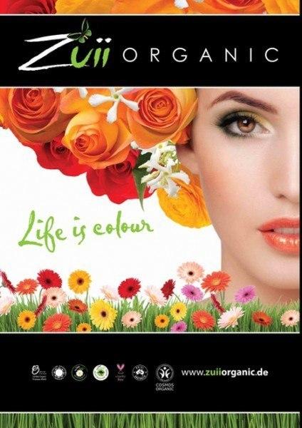 Zuii Organic – Biokosmetik aus Blumen Vegan-Liste